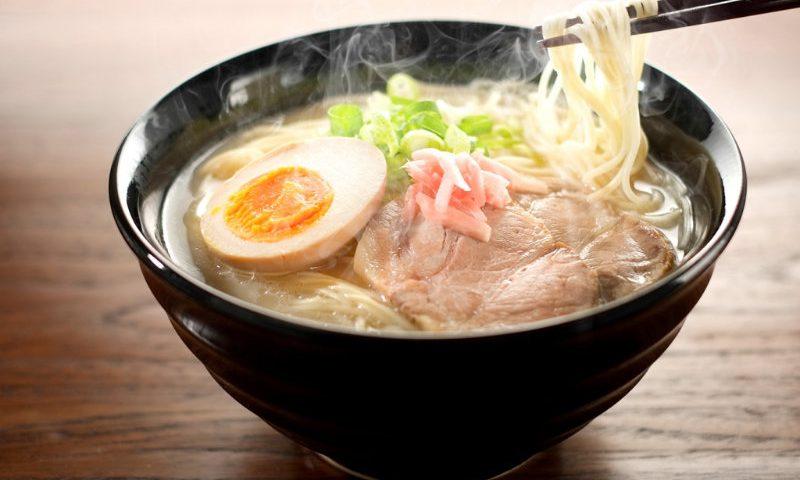 Principais pratos da culinária japonesa
