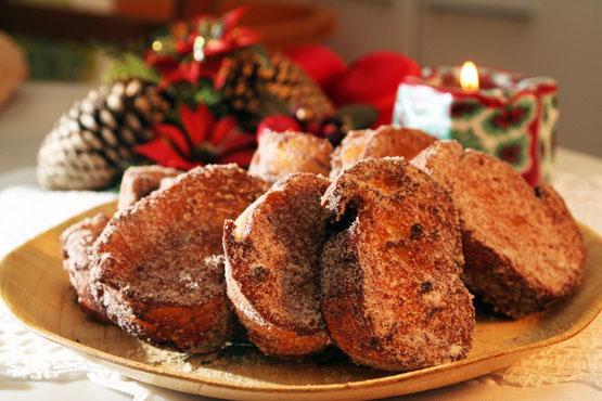 Receitas de Natal – Como Fazer Rabanada